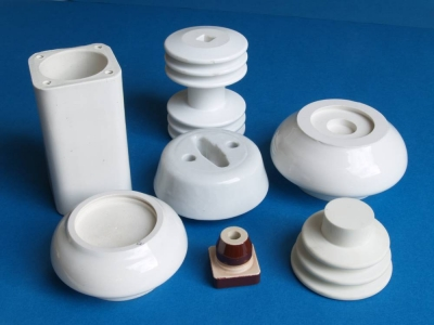 Ceramic composition and properties